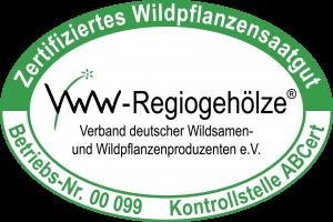 Siegel VWW-Regiogehölze